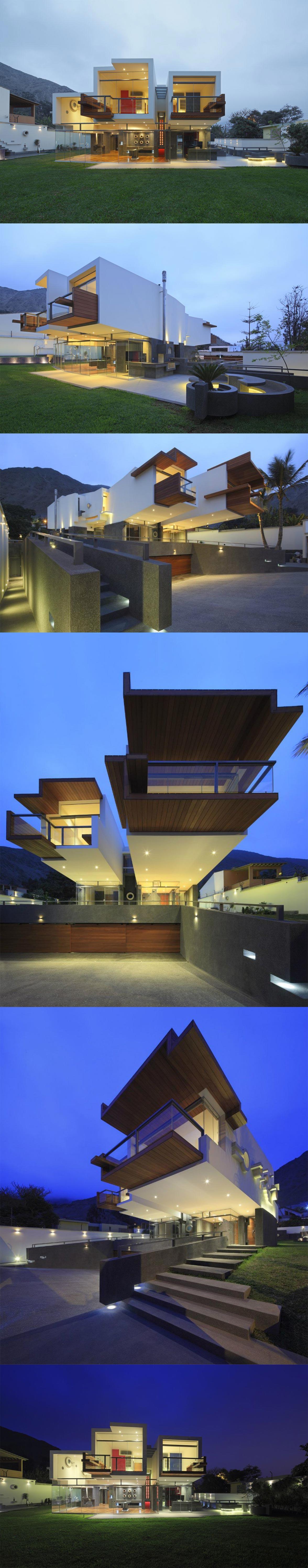 flókið arkitektúr