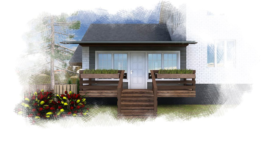 porch design