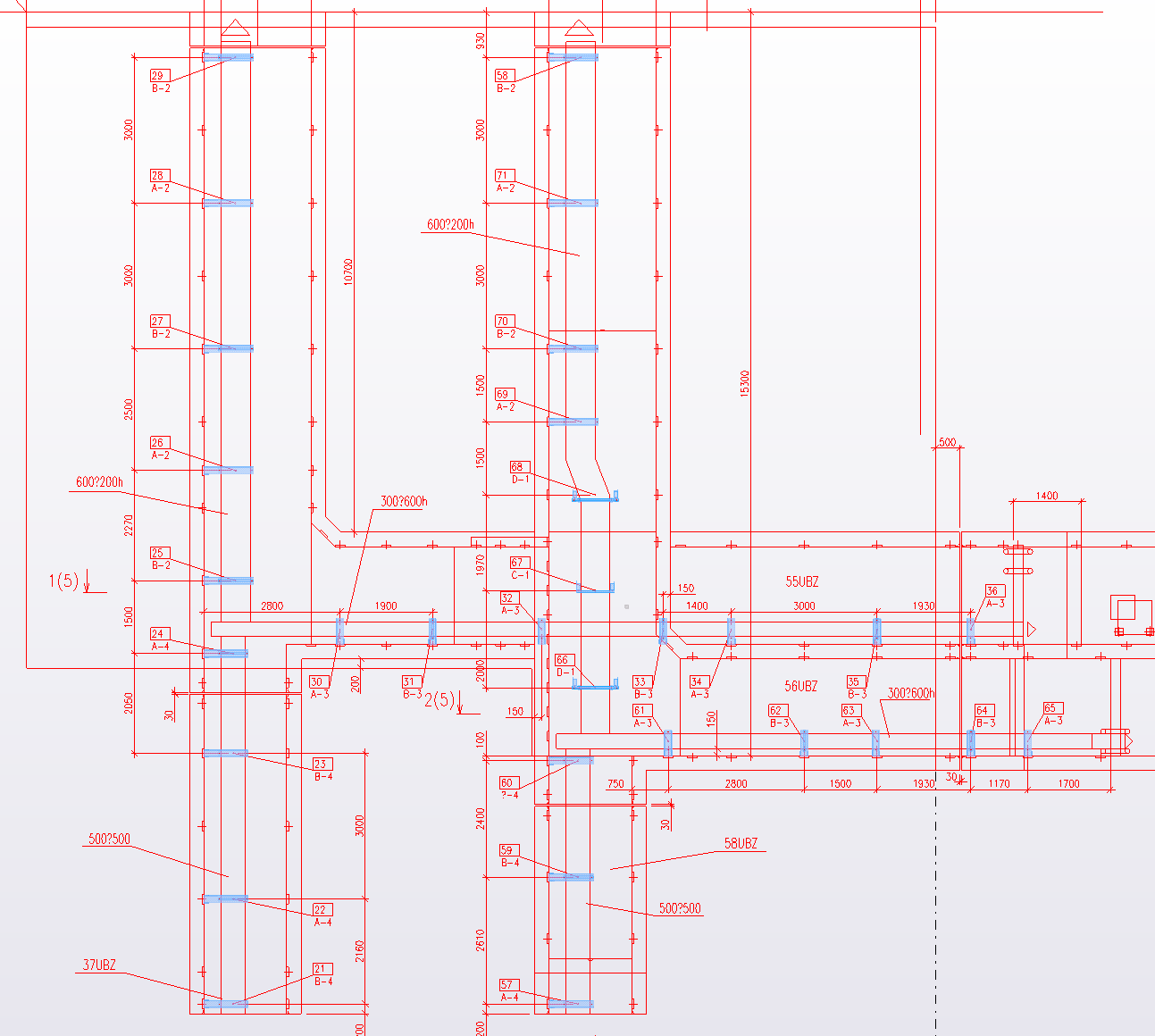 Design and calculation of metal structures